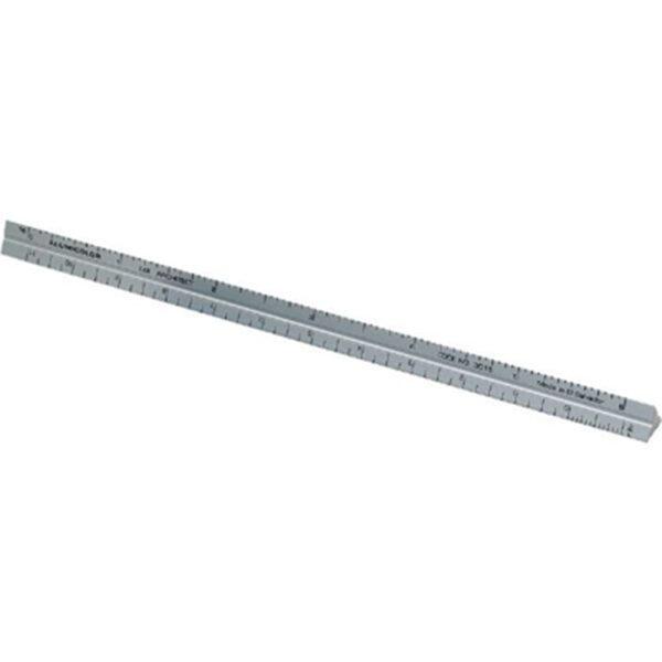 Alumicolor Pocket Scales - Engineer Silver 6 in