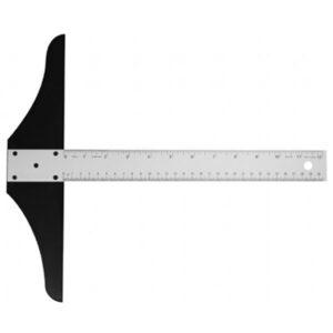 Alumicolor Standard T-Squares - Silver 36 in