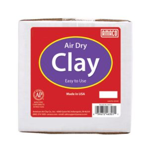 Amaco Air Dry Clay