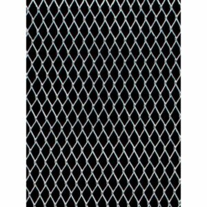 Amaco Wireform Mesh Rolls - Diamond Aluminum 10ft x 20 in x 1/4 in