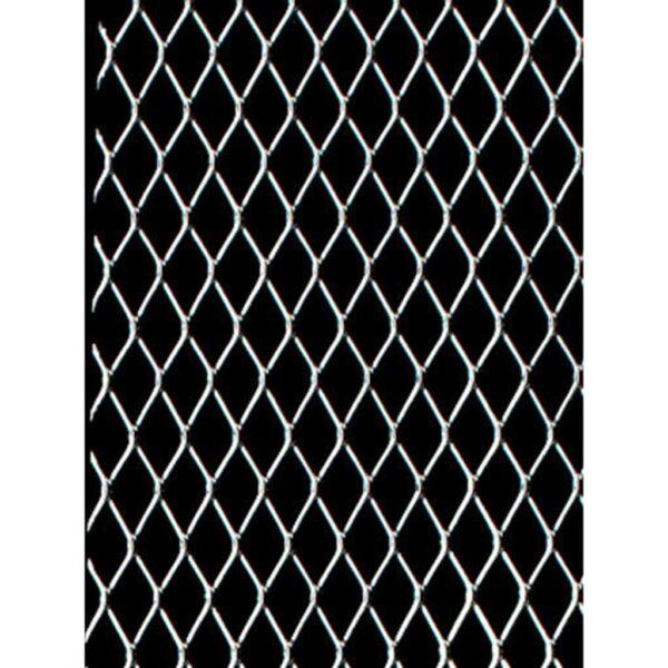 Amaco Wireform Mesh Rolls - Studio Aluminum 5ft x 20 in x 3/8 in