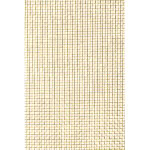 Amaco Wireform Mesh Rolls - Designers Brass 5ft x 20 in x 18 mesh