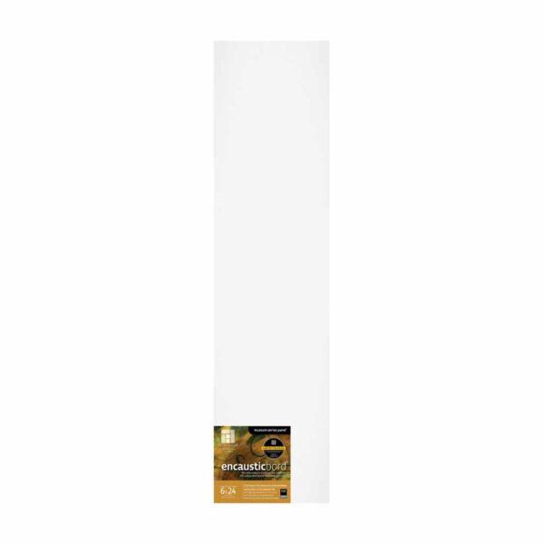 Ampersand Encausticbords - Cradled 1-1/2 in Profile 6 in x 24 in