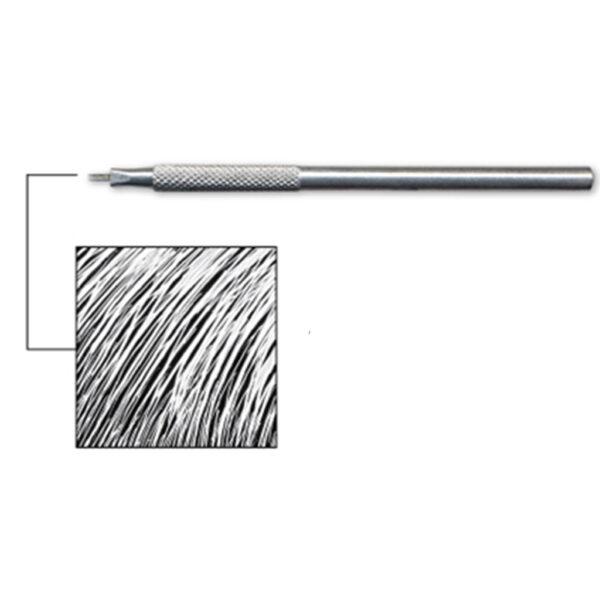 Scratchbord Line Tool