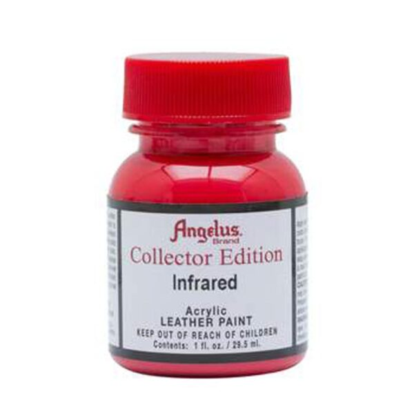 Angelus Leather Paint Collectors Edition - Infrared 319 - 30 ml (1 OZ)