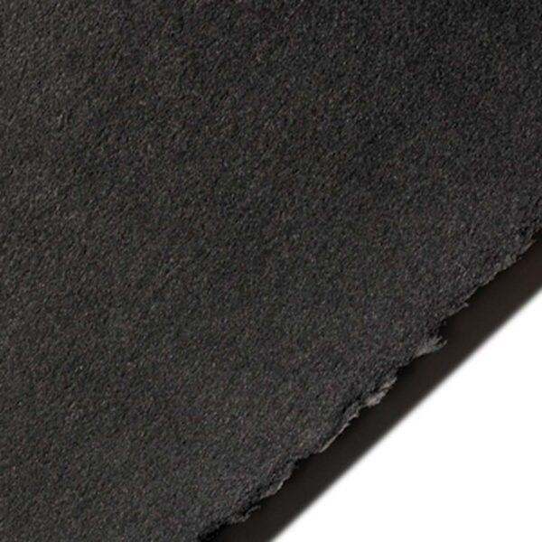 BFK Rives Printmaking Papers - Black 22 x 30 in 2 Deckles 280gsm (104lb)
