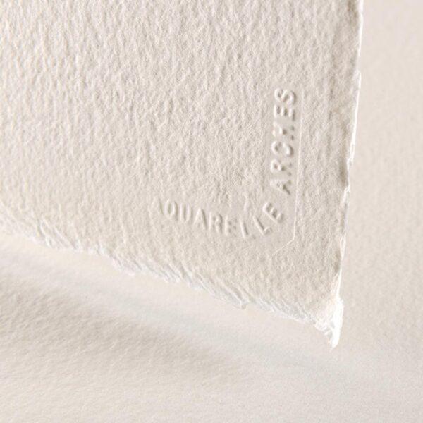 Arches Watercolor Paper - Natural White 22 x 30 in Cold Press 850gsm (400lb)