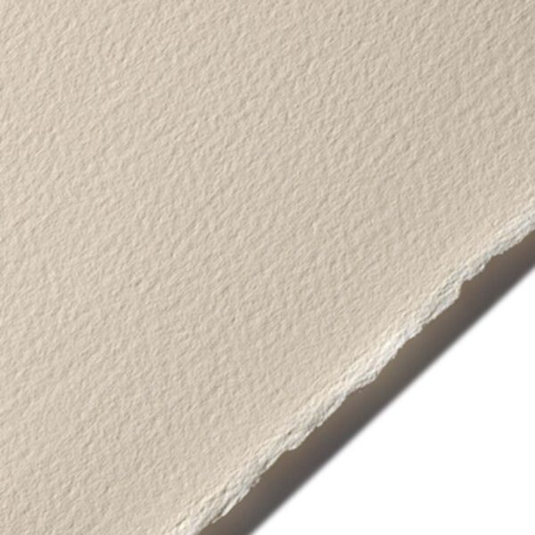 Arches Cover Papers - Cream 22 x 30 in 4 Deckles 250gsm (92lb)