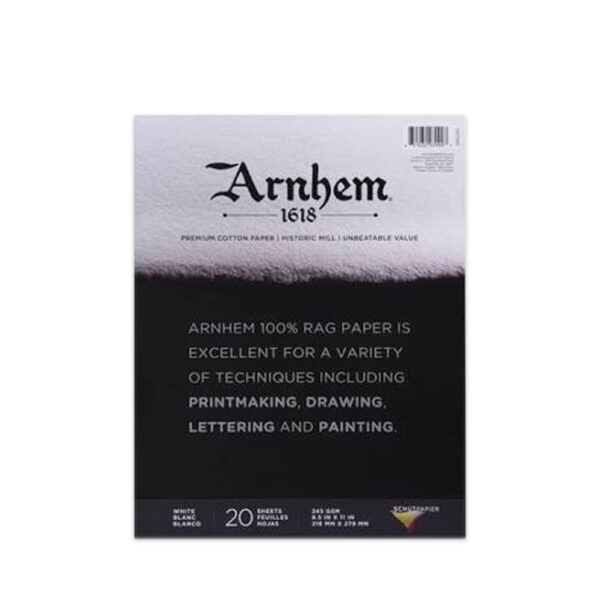 Arnhem Printmaking Pad 9 x 12