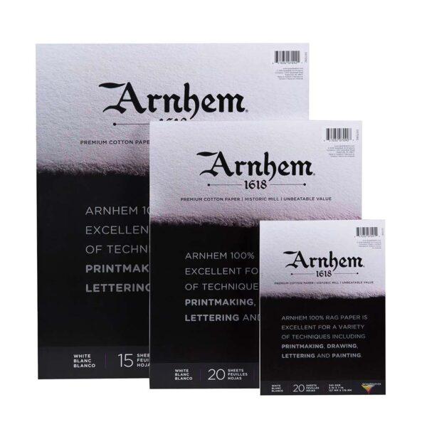 Arnhem 1618 Printmaking Paper Pads