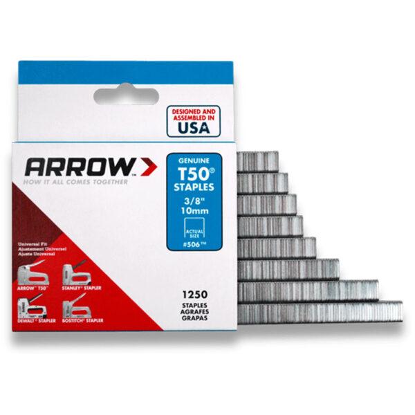 Arrow T50 Staples