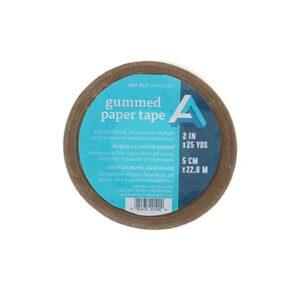 Art Alternatives Gummed Paper Tape Kraft 2 in x 75 ft