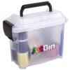 Artbin Sidekick Storage Boxes - Translucent Micro 6915AG 4in