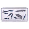 Artbin Slim Line Magnetic Box - Clear 6811AG