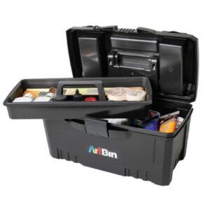 Artbin Twin Top Storage Box 6918AB Open
