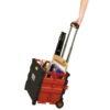 Creative Mark Austin Roller Crate Red