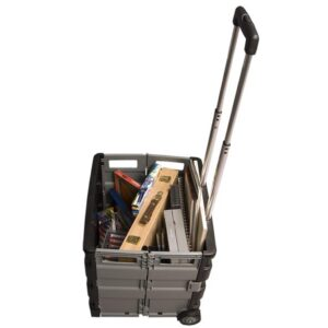Creative Mark Austin Roller Crate Black