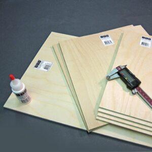 Bud Nosen Craft Plywood - 1/4 x 12 x 12in