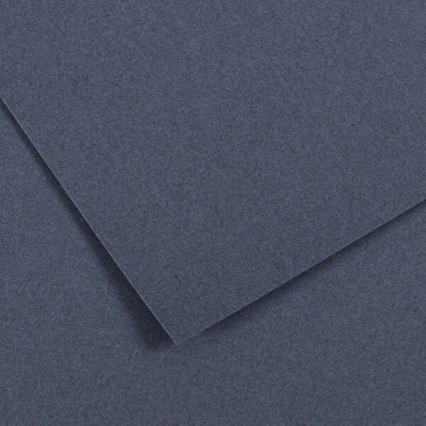 Canson Ingres Drawing Papers - Dark Blue 19.5 x 25.5 in 100gsm (27lb)