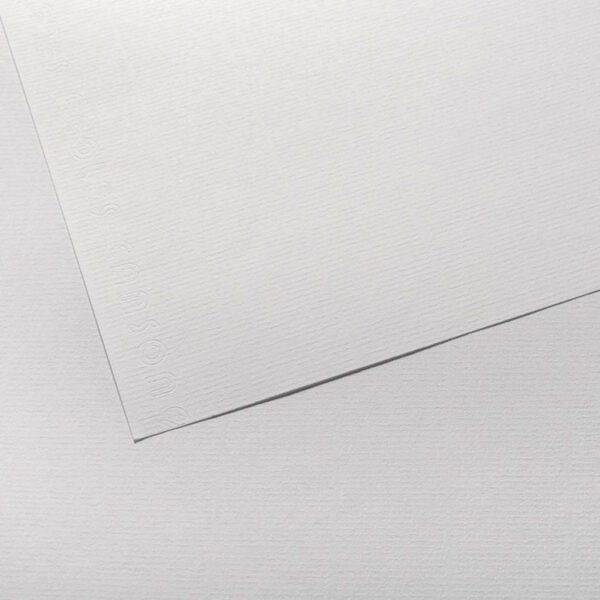 Canson Ingres Drawing Papers - White 19.5 x 25.5 in 100gsm (27lb)
