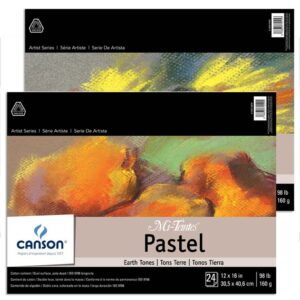 Canson Mi-Teintes Pastel Pads