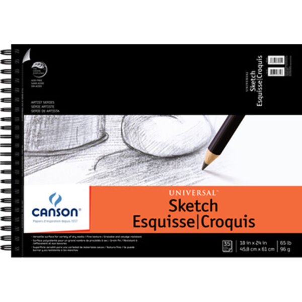 Canson Universal Sketch Pad