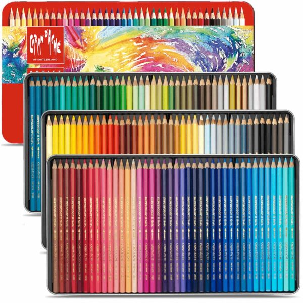 Caran dAche Museum Watercolor Pencil Sets