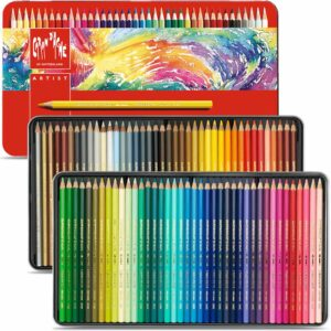 Caran dAche Supracolor II Aquarelle Pencil Sets  - Set of 80