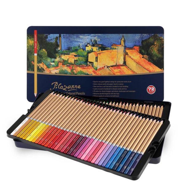 Cezanne Colored Pencils Set 72
