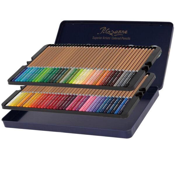 Cezanne Colored Pencils Set 72 Layered