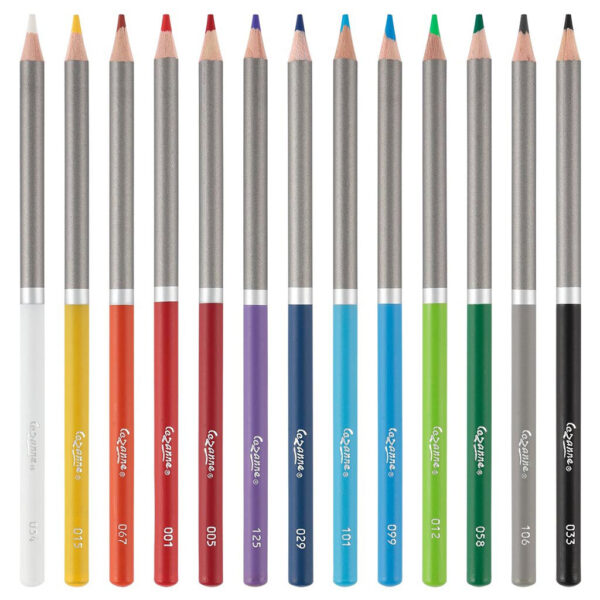 Cezanne Colored Pencils Composite