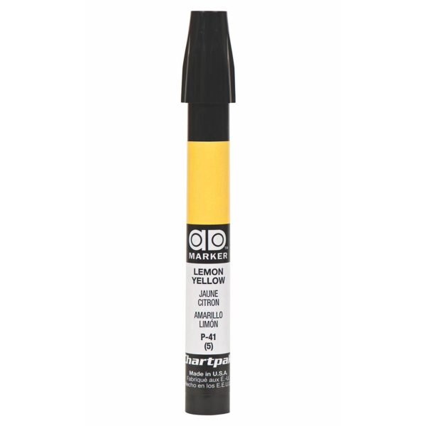 Chartpak AD Markers - P41 - Lemon Yellow
