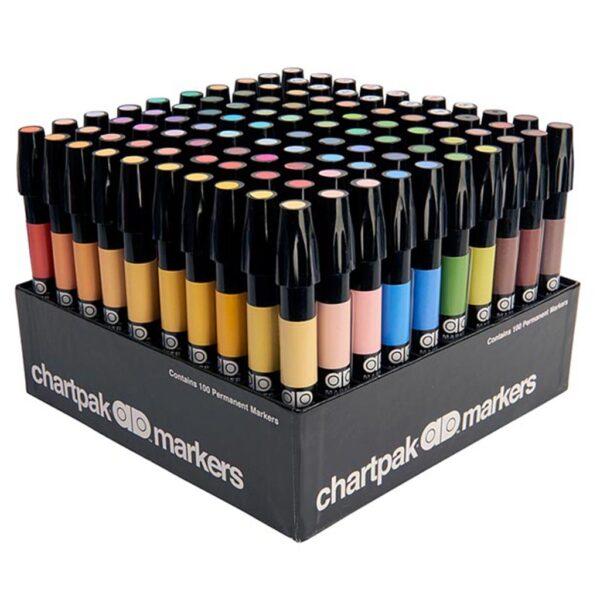 Chartpak AD Marker Sets - Set AD100