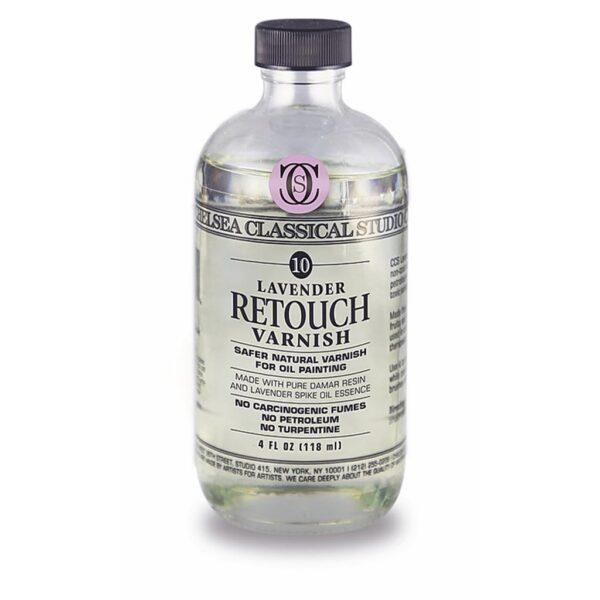 Chelsea Classical Studio Retouch Varnish - 946 ml (32 OZ)