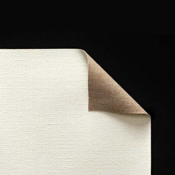 Claessens Oil Primed Linen Rolls - 15DP Medium Texture Double Primed 82in x 6 Yds