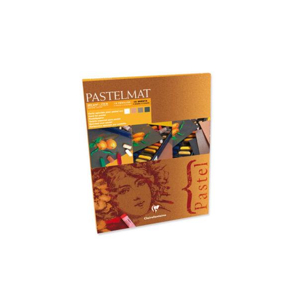 Claire Fontaine Pastelmat Pad A Colors 12 x 16