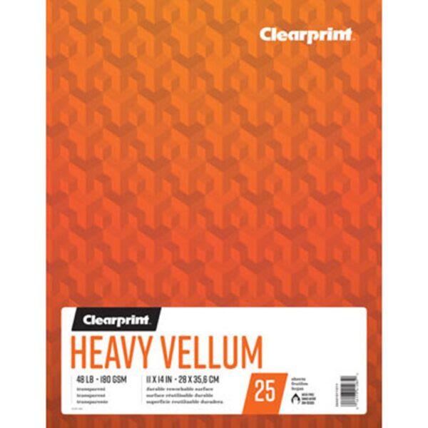 Clearprint Heavy Vellum 11 x 14