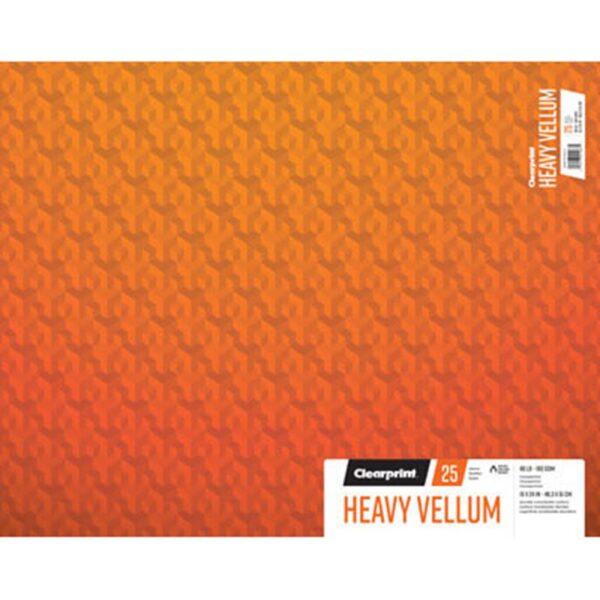 Clearprint Heavy Vellum 19 x 24