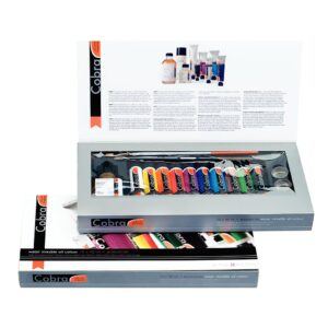 Cobra Water Mixable Oil Color Artist Gift Set 10 x 40 ml