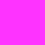 Fluorescent Hot Pink