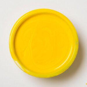 Createx Auto Air Graphic Colors - Iridescent Brite Yellow 4350 118 ml (4 OZ)