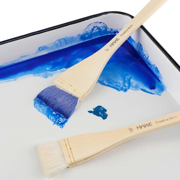 Creative Mark Hake Brush Set of 3 Large Beauty