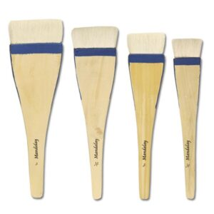Creative Mark Mandalay Hake Brushes