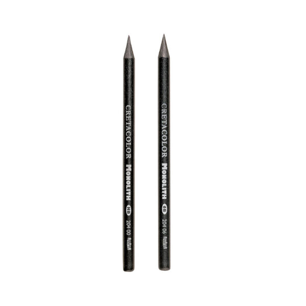 Cretacolor Monolith Woodless Graphite Pencils - Hardness 9B