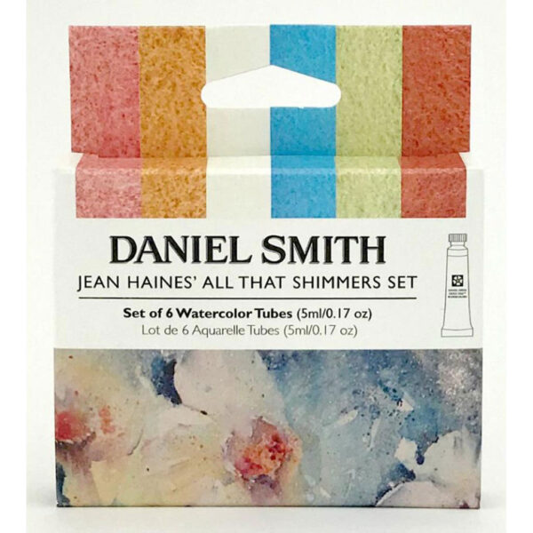 Daniel Smith Jean Haines All That Shimmers Set 6 Piece
