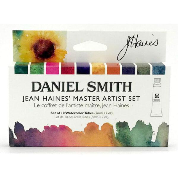 Daniel Smith Jean Haines Master Artist Set 10 Piece