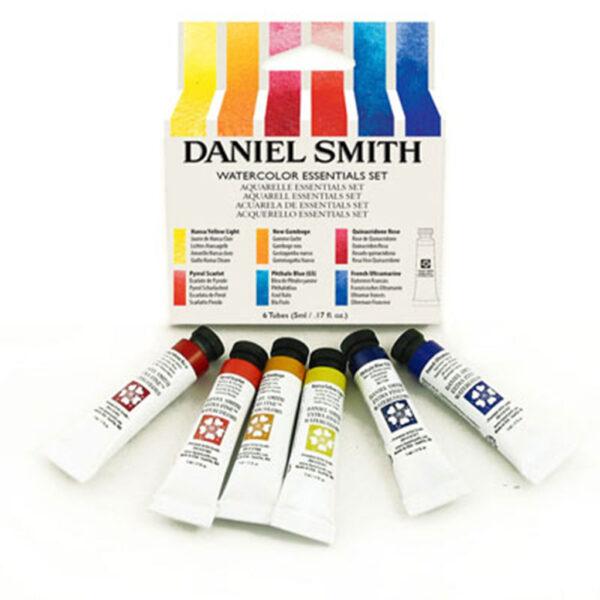 Daniel Smith Professional Watercolor Essentials Set 6 Piece