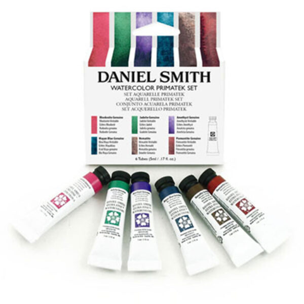 Daniel Smith Watercolor Set Primatek 6 Piece