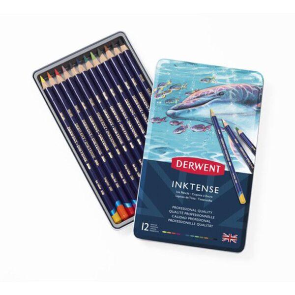 Derwent Inktense Pencil Sets - Set of 12