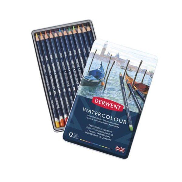 Derwent Watercolor Pencil Sets - Set of 12